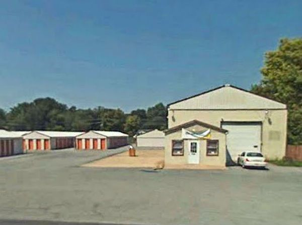 501 North Mildred Street Ranson, WV 25438 - Driving Aisle