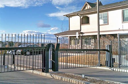 16650 East Alameda Parkway Aurora, CO 80017 - Security Gate
