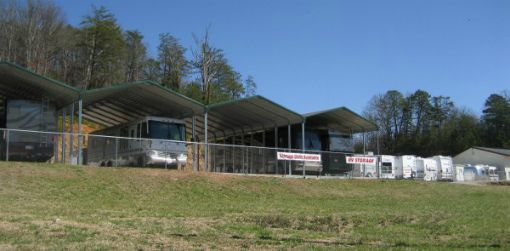 3106 Highlands Road Franklin, NC 28734 - Car/Boat/RV Storage
