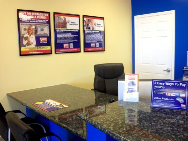 1124 West Sunrise Boulevard Fort Lauderdale, FL 33311 - Front Office Interior