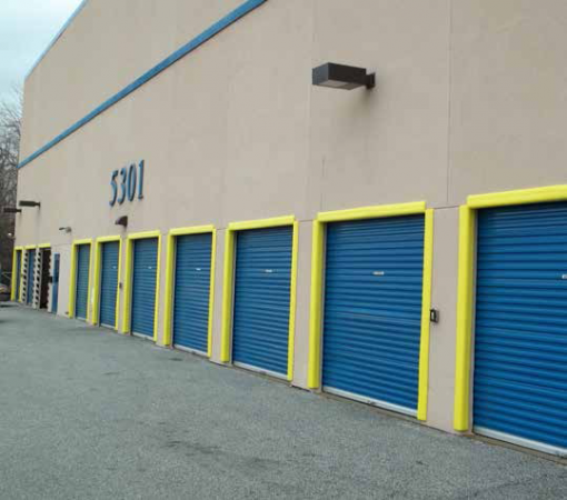 5301 Park Heights Avenue Baltimore, MD 21215 - Drive-up Units