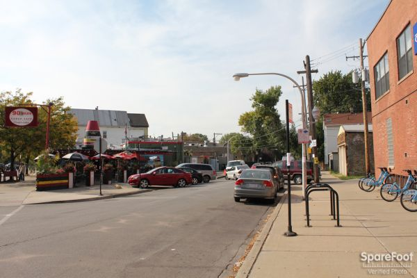 2525 West Armitage Avenue Chicago, IL 60647 - Road Frontage