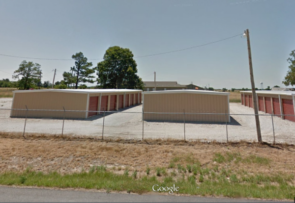 5027 South Marshall Street Rogersville, MO 65742 - Drive-up Units|Driving Aisle