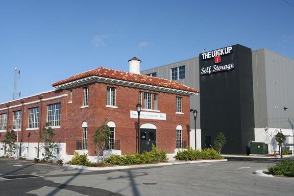 The Lock Up Storage Centers   Sarasota Downtown