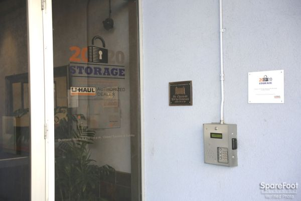 2020 Arapahoe St Denver, CO 80205 - Security Keypad|Storefront