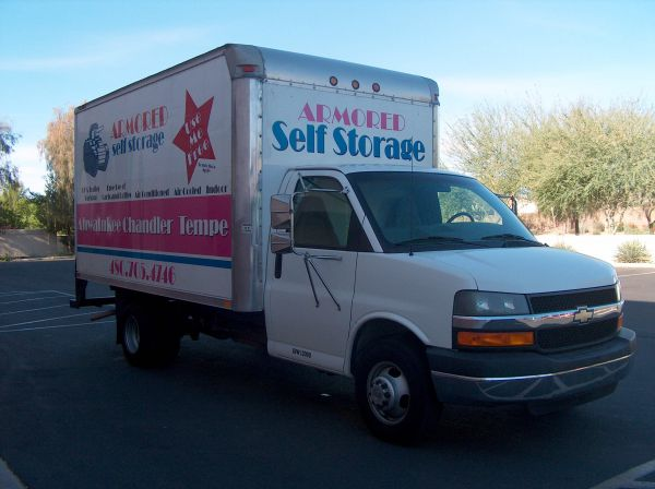 14245 South 48th Street Phoenix, AZ 85044 - Moving Truck