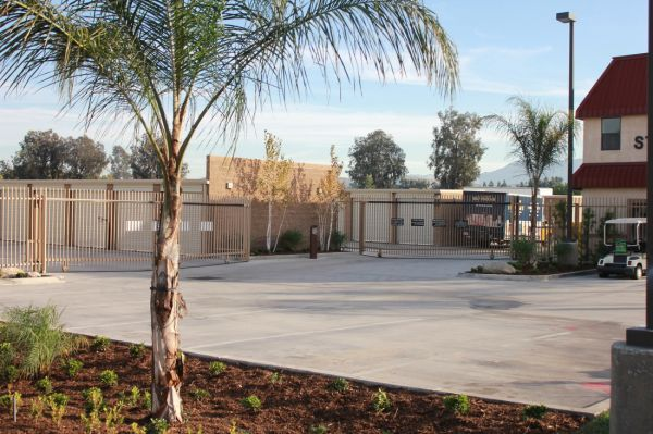 1723 South E Street San Bernardino, CA 92408 - Security Gate