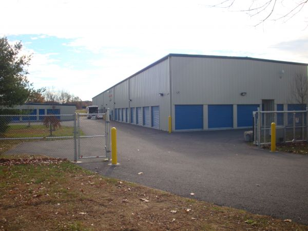 2703 Curry Road Schenectady, NY 12303 - Security Gate