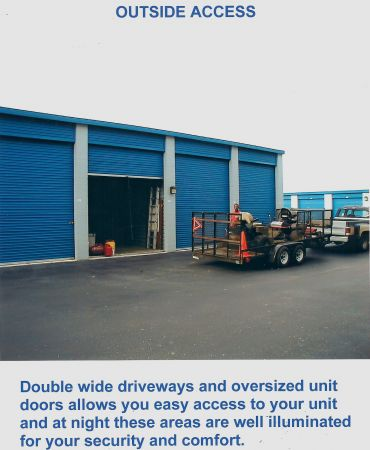 7400 W Colonial Dr Orlando, FL 32818 - Drive-up Units