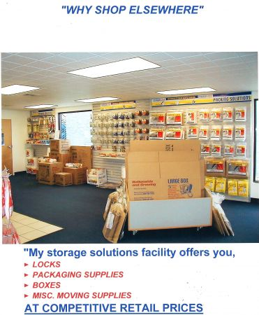 7400 W Colonial Dr Orlando, FL 32818 - Moving/Shipping Supplies