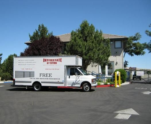 2255 East 9th Street Reno, NV 89512 - Moving Truck