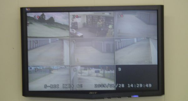 107 West White Road Byron, GA 31008 - Security Monitor