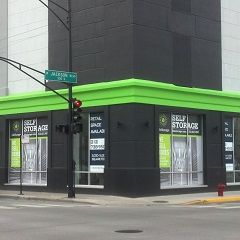 1205 West Jackson Boulevard Chicago, IL 60607 - Road Frontage