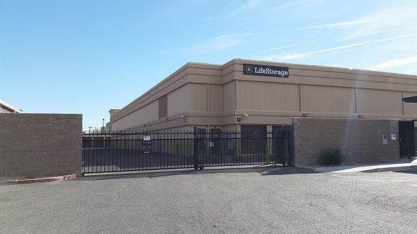 4480 Berg Street North Las Vegas, NV 89081 - Security Gate