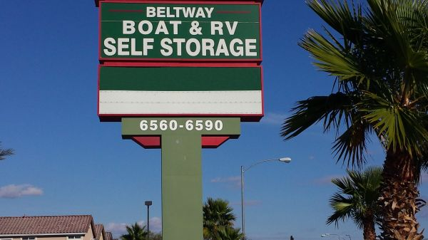 6590 West Warm Springs Road Las Vegas, NV 89118 - Signage