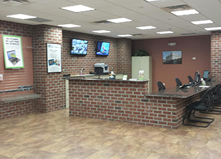 250 Maple Ave Rockville Centre, NY 11570 - Front Office Interior