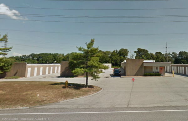 7400 Watson Road St. Louis, MO 63119 - Drive-up Units