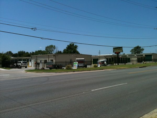1101 W Lakeview Rd Stillwater, OK 74075 - Road Frontage