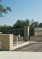 4141 Palmetto Drive Willoughby, OH 44094 - Security Gate