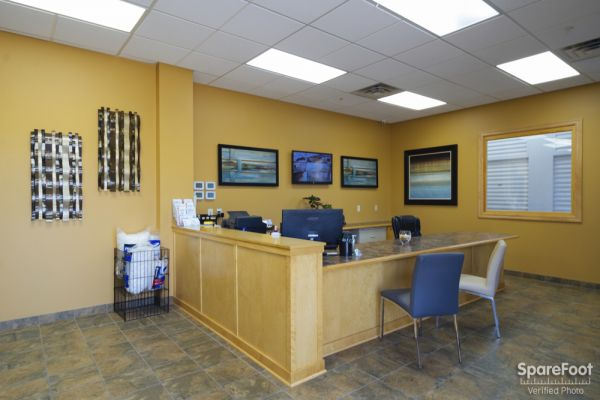 5040 Winnetka Avenue North New Hope, MN 55428 - Front Office Interior