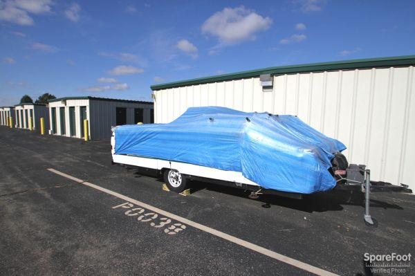 296 North Weber Road Bolingbrook, IL 60440 - Car/Boat/RV Storage