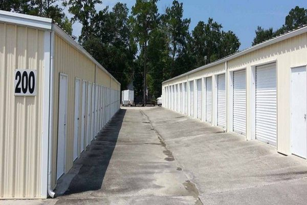 900 North Gum Street Summerville, SC 29483 - Drive-up Units