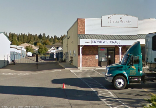 13411 East 32nd Avenue Spokane Valley, WA 99216 - Road Frontage