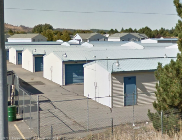 13411 East 32nd Avenue Spokane Valley, WA 99216 - Drive-up Units