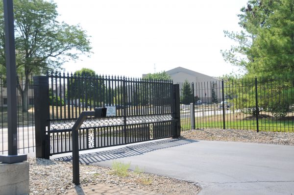2651 West Alex Bell Road Dayton, OH 45459 - Road Frontage|Security Gate|Security Keypad