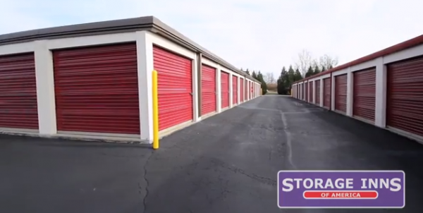 6400 Bigger Road Dayton, OH 45459 - Drive-up Units|Driving Aisle