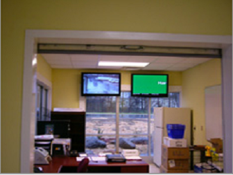 2942 Highway 49 Harrisburg, NC 28075 - Front Office Interior|Security Monitor|Moving/Shipping Supplies
