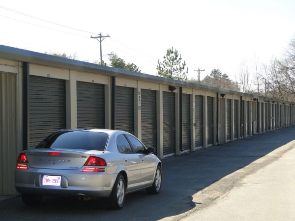 2942 Highway 49 Harrisburg, NC 28075 - Drive-up Units|Driving Aisle