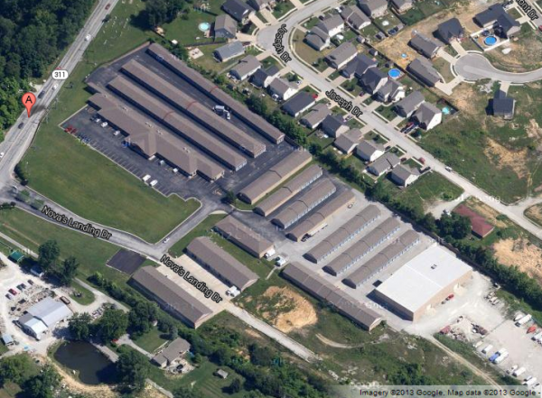 7022 Highway 311 Sellersburg, IN 47172 - Aerial View