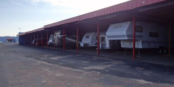 4510 Edison Avenue Colorado Springs, CO 80915 - Car/Boat/RV Storage