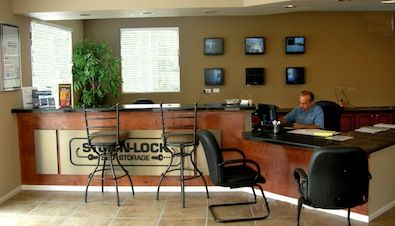 11210 East 104th Avenue Henderson, CO 80640 - Front Office Interior