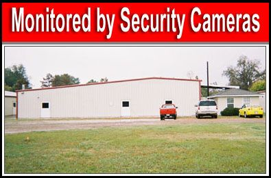9300 Highway 28 Boyce, LA 71409 - Security Camera