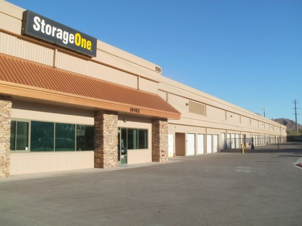 550 Conestoga Way Henderson, NV 89002 - Drive-up Units