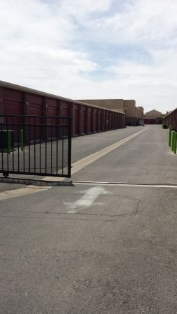 6545 West Warm Springs Road Las Vegas, NV 89118 - Security Gate