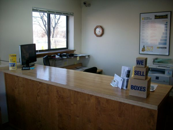 8901 Troost Avenue Kansas City, MO 64131 - Front Office Interior