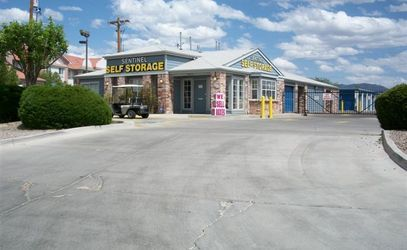 4620 Pan American Freeway Albuquerque, NM 87107 - Driving Aisle