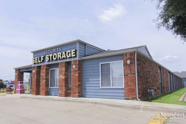 Merveilleux Security Self Storage   Irving   3417 North Belt Line Road