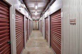 95 Industrial Rd Cumberland, RI 02864 - Interior of a Unit|Drive-up Units