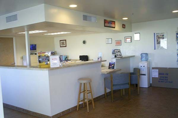 6400 South Commerce Court Tucson, AZ 85746 - Front Office Interior