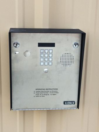 9813 Bee Caves Road Austin, TX 78733 - Security Keypad