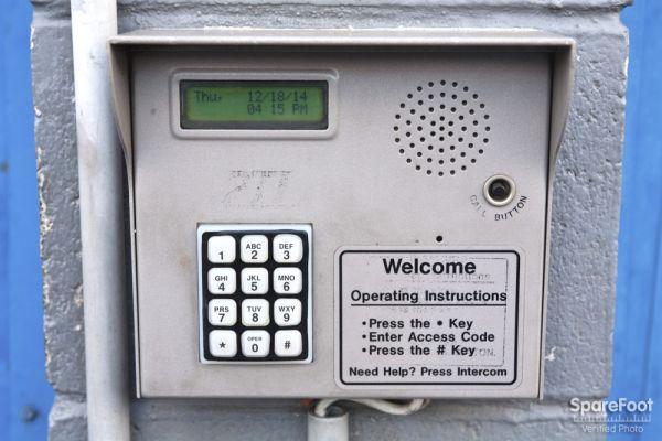 13260 Goldenwest St Westminster, CA 92683 - Security Keypad