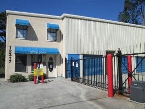 12317 White Bluff Road Savannah, GA 31419 - Security Gate