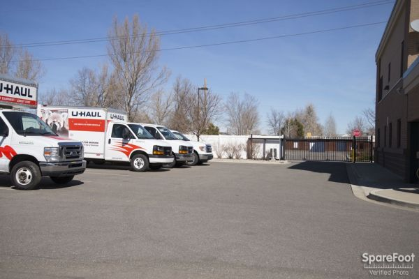 1260 East South Boulder Road Lafayette, CO 80026 - Moving Truck|Storefront|Security Gate