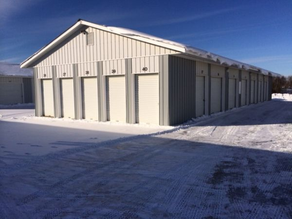 424 North Street Houlton, ME 04730 - Drive-up Units