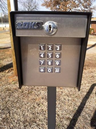 13208 Burgreen Road Madison, AL 35756 - Security Keypad