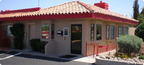 4101 East Fort Lowell Road Tucson, AZ 85712 - Storefront